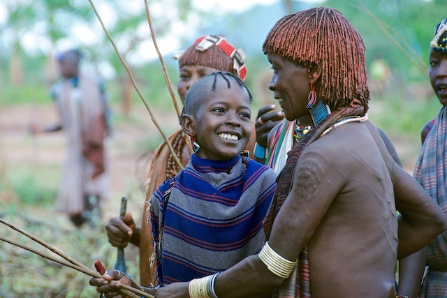 The Strong Women of Ethiopia