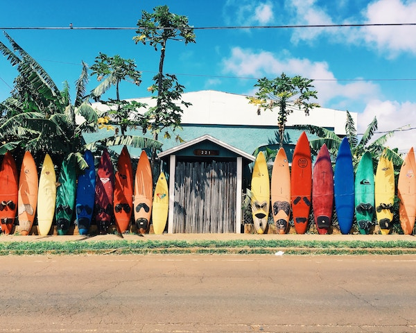 Learning to Surf (Again): Returning to the High Seas in My 30s
