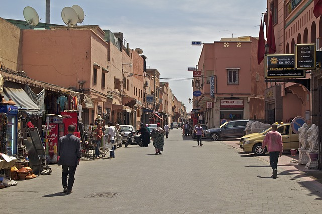 6 Tips for Surviving the Transportation in Morocco: Taking Rabat's Tram at Rush Hour