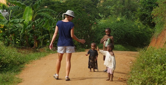 Easy Money, Easy Lay: My Experience as a White Woman in Africa