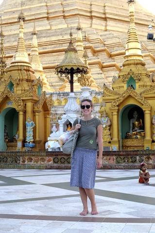 Myanmar through the Lens of Solo Travel