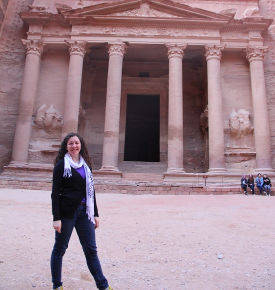 Study Abroad in Jordan - Chandler's Story - YouTube