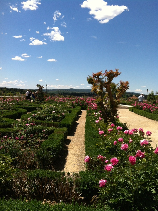 gardens in florence