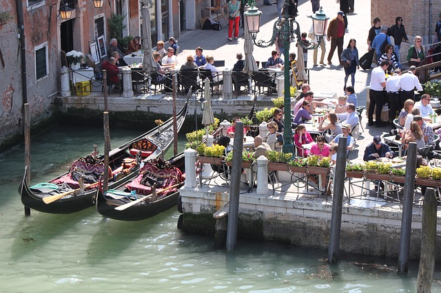 Writing retreat in Venice, Italy