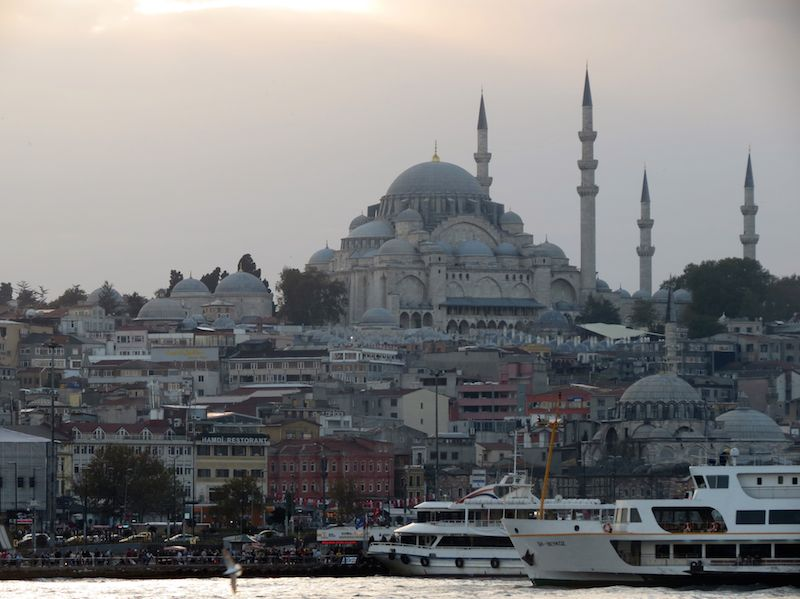 Turkish Mosques: Experiencing Religion in Turkey
