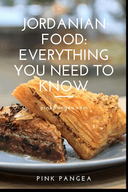Jordanian Food Culture