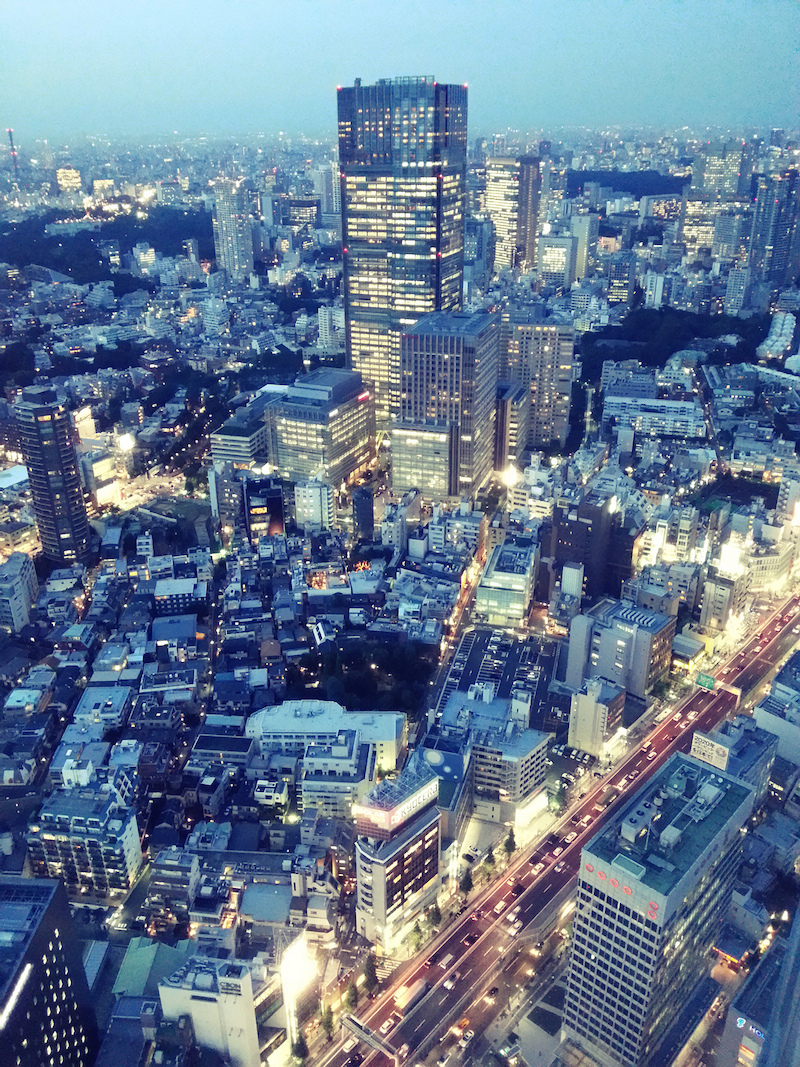 6 Things To Do In Tokyo