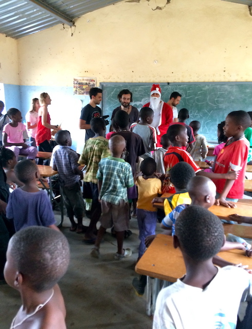 Celebrating Christmas in Africa