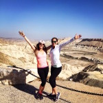 One Weekend in Israel's Negev Desert