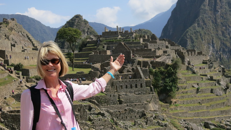 A Conversation with the Gutsy Traveler, Marybeth Bond