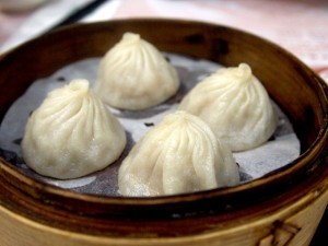Dumplings in Flushing