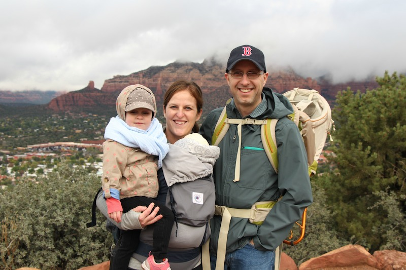 Traveling with a Baby: The Real Deal with Celine Brewer