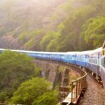 Why I Jumped onto a Moving Indian Train