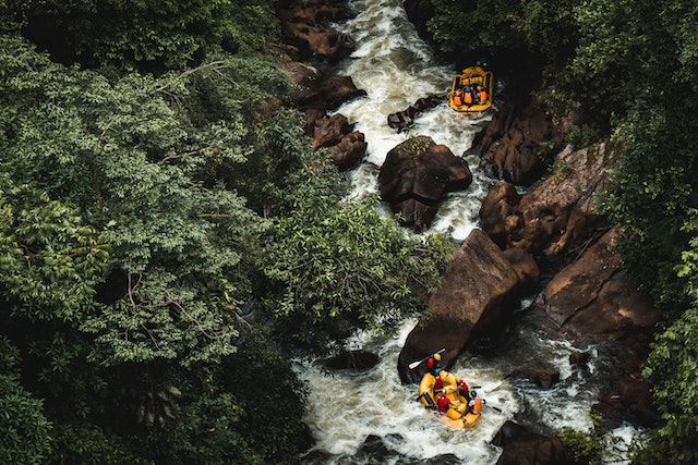 Why You'll Want to Go White-Water Rafting in Nepal