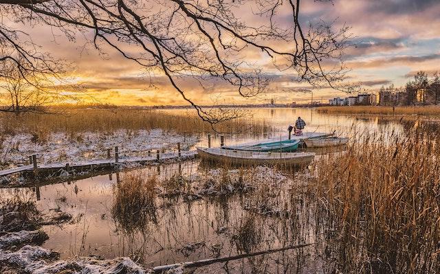 A Romantic Helsinki City Break