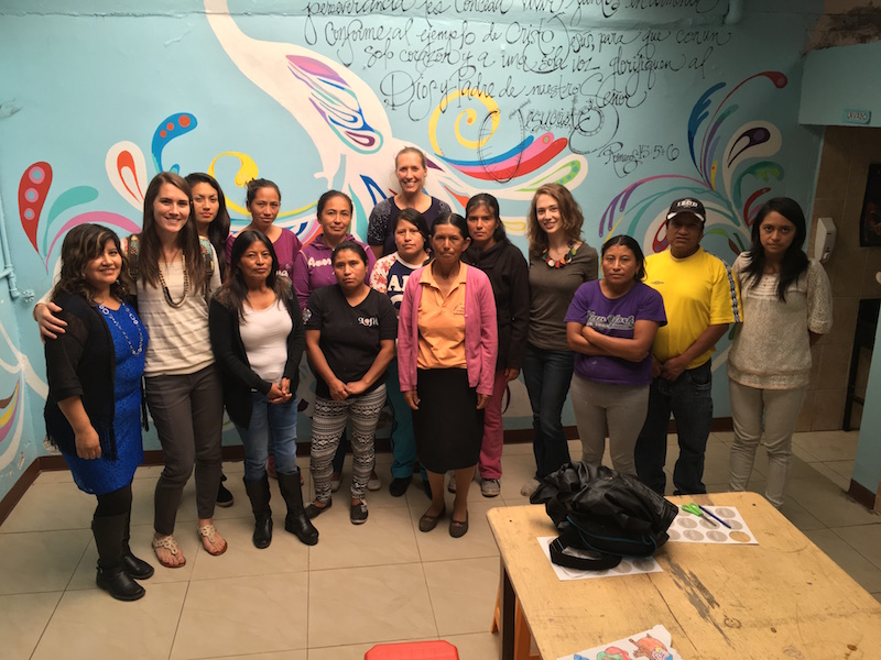Meeting Artisans in Colombia and Ecuador: A Conversation with Mandy Nagel