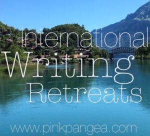 Pink Pangea International Writing Retreats