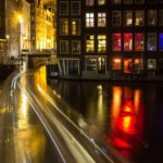 The Red Light District in Brussels