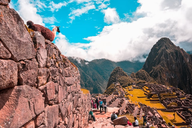 Conquering the Mountain Within on Machu Picchu