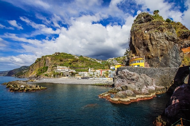 Losing Control in Madeira, Portugal