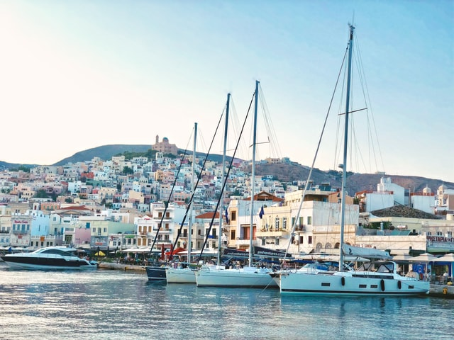 Discovering Syros, an Overlooked Greek Island