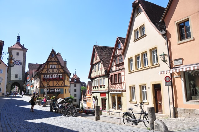 Creating Traditions in Rothenburg, Germany