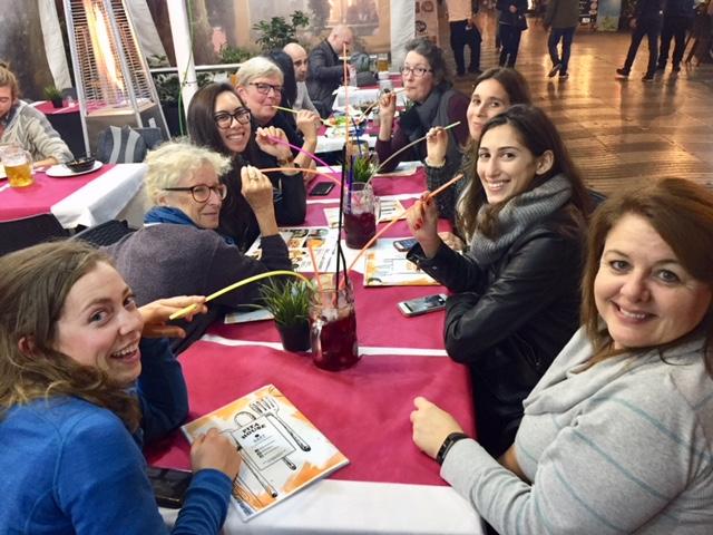 Tapas Not Turkey: Thanksgiving Abroad
