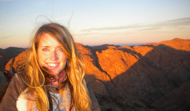 Riding Sharks and Climbing Mountains: In Conversation with Ailsa Ross