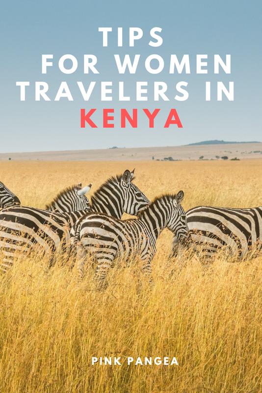 Tips for Women Travelers in Kenya