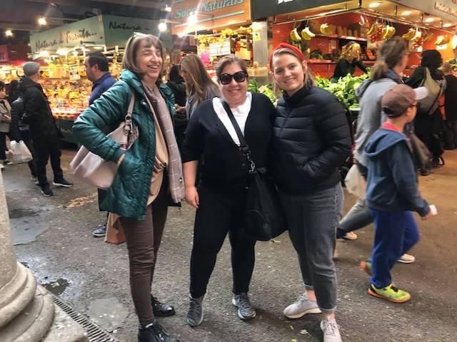 Barcelona Retreat, Market