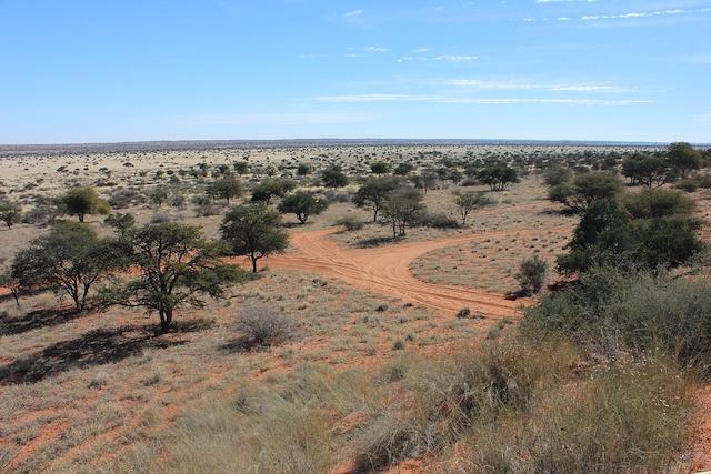 Women travelers in Namibia